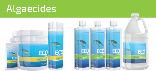 ECO Pool & Spa Algaecides