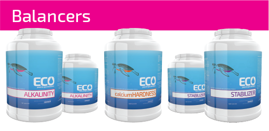ECO Pool & Spa Balancers