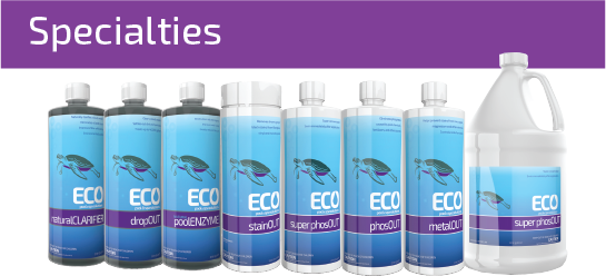 ECO Pool & Spa Sanitizers